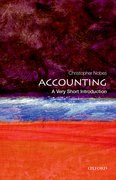Cover for Accounting: A Very Short Introduction