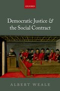 Cover for Democratic Justice and the Social Contract - 9780199684649