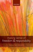 Cover for Making Sense of Freedom and Responsibility