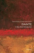 Cover for Dante: A Very Short Introduction