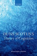 Cover for Duns Scotus