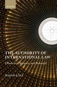 Cover for The Authority of International Law