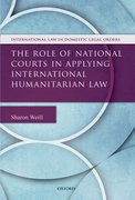 Cover for The Role of National Courts in Applying International Humanitarian Law
