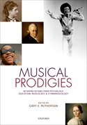 Cover for Musical Prodigies