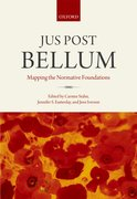 Cover for Jus Post Bellum