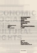 Cover for Economic, Social, and Cultural Rights in International Law