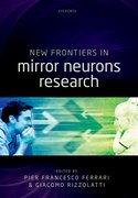 Cover for New Frontiers in Mirror Neurons Research