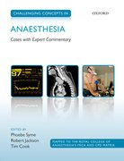Cover for Challenging Concepts in Anaesthesia