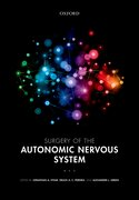 Cover for Surgery of the Autonomic Nervous System