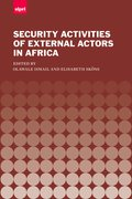 Cover for The Security Activities of External Actors in Africa