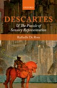 Cover for Descartes and the Puzzle of Sensory Representation