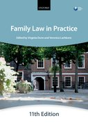 Cover for Family Law in Practice