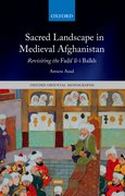 Cover for Sacred Landscape in Medieval Afghanistan