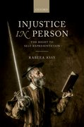 Cover for Injustice in Person