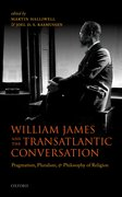 Cover for William James and the Transatlantic Conversation