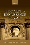 Cover for Epic Arts in Renaissance France