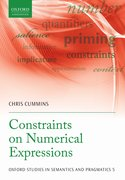 Cover for Constraints on Numerical Expressions