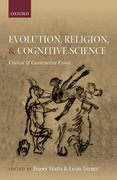 Cover for Evolution, Religion, and Cognitive Science