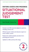 Cover for Oxford Assess and Progress: Situational Judgement Test