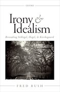 Cover for Irony and Idealism
