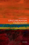 Cover for Epicureanism: A Very Short Introduction