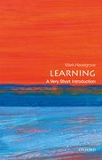 Cover for Learning: A Very Short Introduction - 9780199688364