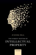 Cover for The Subject Matter of Intellectual Property