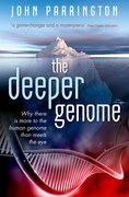 Cover for The Deeper Genome