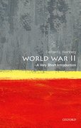 Cover for World War II: A Very Short Introduction