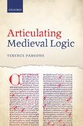 Cover for Articulating Medieval Logic