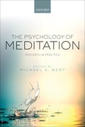 Cover for The Psychology of Meditation
