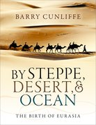 Cover for By Steppe, Desert, and Ocean - 9780199689187