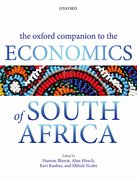 Cover for The Oxford Companion to the Economics of South Africa