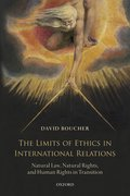 Cover for The Limits of Ethics in International Relations