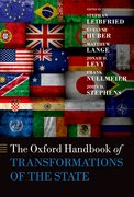 Cover for The Oxford Handbook of Transformations of the State