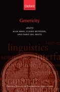 Cover for Genericity