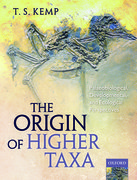 Cover for The Origin of Higher Taxa