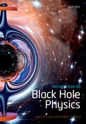Cover for Introduction to Black Hole Physics