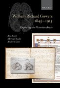 Cover for William Richard Gowers 1845-1915