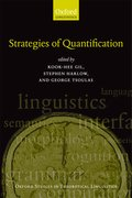 Cover for Strategies of Quantification