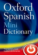 Cover for Oxford Spanish Mini Dictionary