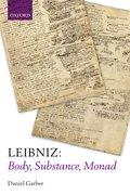Cover for Leibniz: Body, Substance, Monad