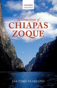 Cover for A Grammar of Chiapas Zoque