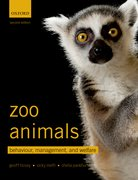 Cover for Zoo Animals