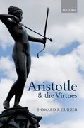 Cover for Aristotle and the Virtues