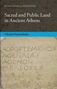 Cover for Sacred and Public Land in Ancient Athens
