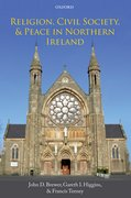 Cover for Religion, Civil Society, and Peace in Northern Ireland