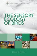 Cover for The Sensory Ecology of Birds - 9780199694549