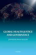 Cover for Global Health Justice and Governance