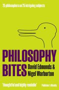 Cover for Philosophy Bites